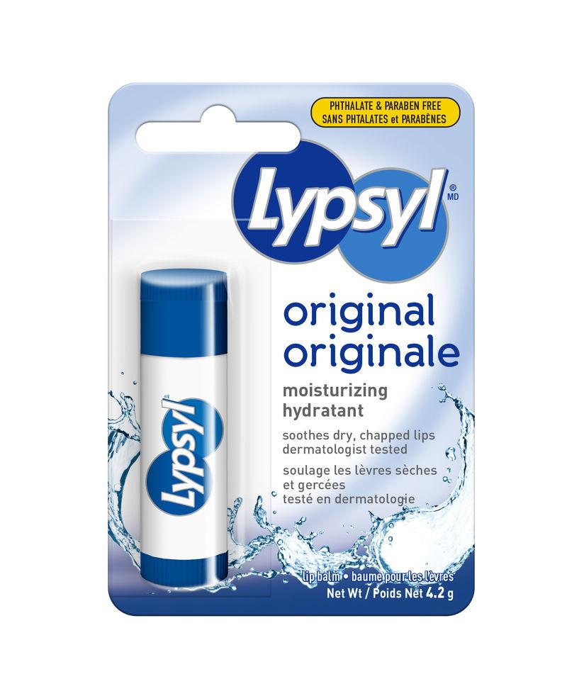 Ultra-Moisturizing Lip Balm Rebrands