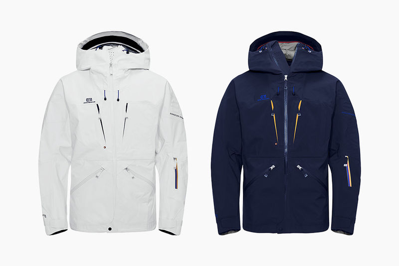 Wetsuit-Inspired Jackets