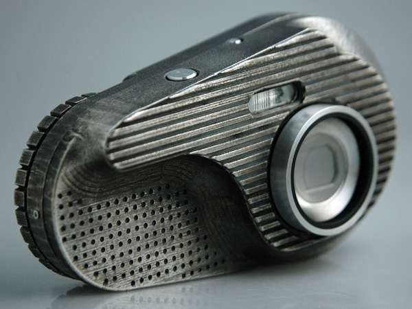 Rustic Carabiner Polaroids