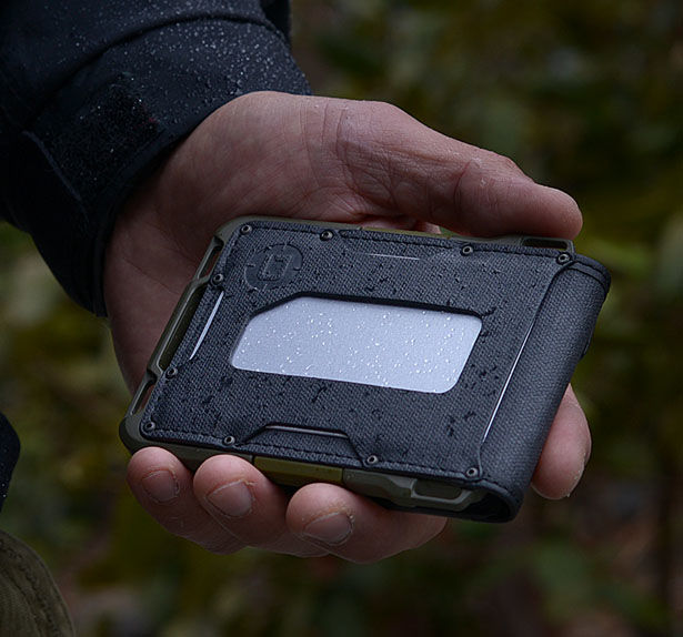 Military-Grade Multitool Wallets