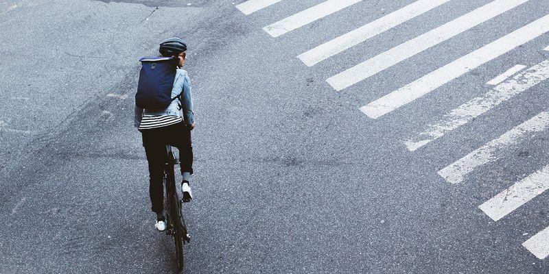 Quick-Access Urban Cyclist Packs