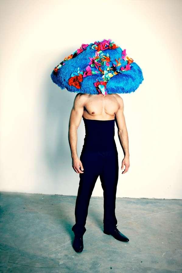 Wearable Sculpture Concepts