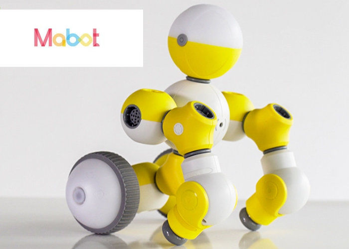 Plug-and-Play Robot Toys