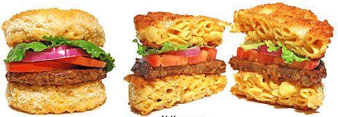 Vegan Burger Hybrids