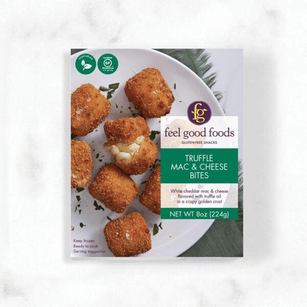 Truffle-Infused Macaroni Bites
