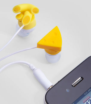 Food Lover Audio Accessories