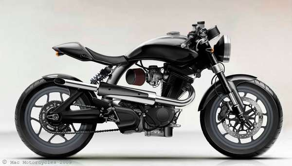 Mature & Modest Motorcycles