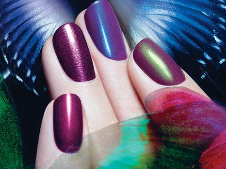 Transformative Nail Polishes