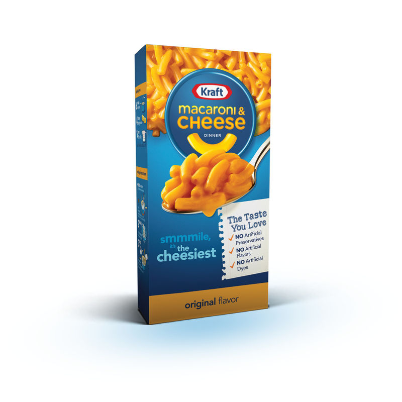 Free-Form Prepackaged Pasta