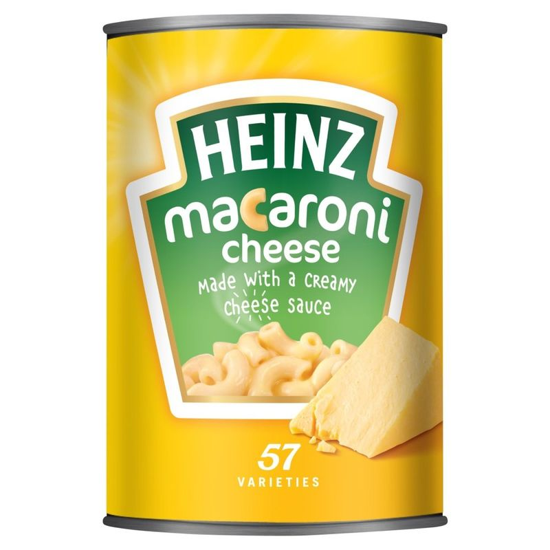 Canned Macaroni Meals