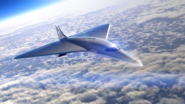 High-Speed Concept Aircrafts