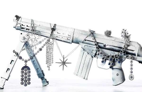 Machine Gun Jewelry