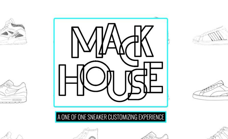 Sneaker Customization Studios
