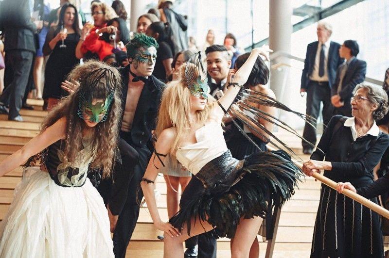 Masked Ballet Galas