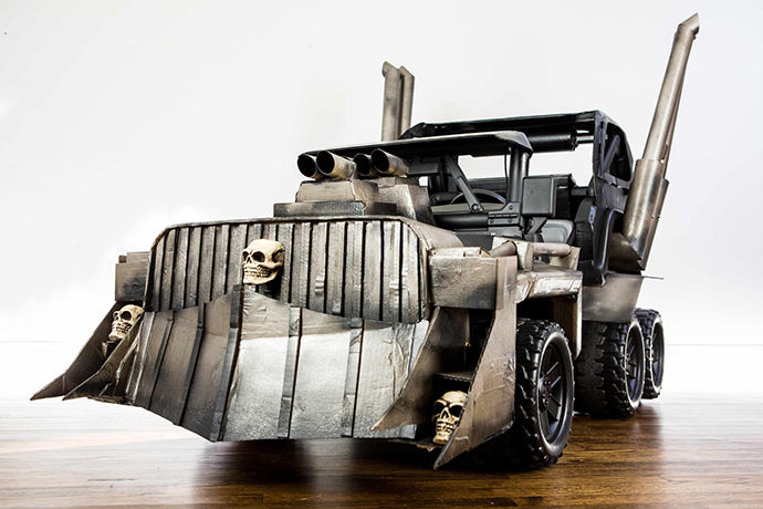 Cinematic Apocalypse Vehicles