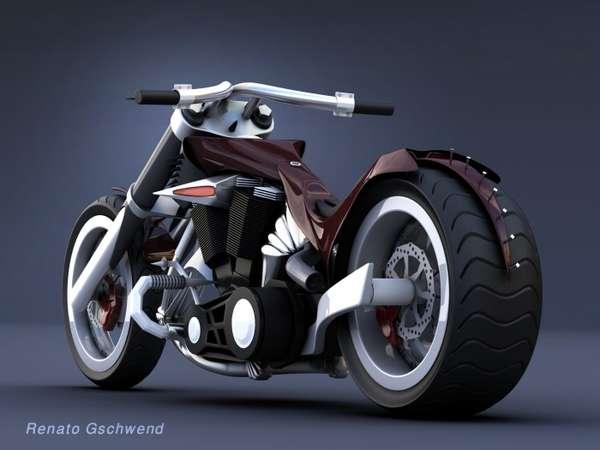 Mad Max Motorbikes