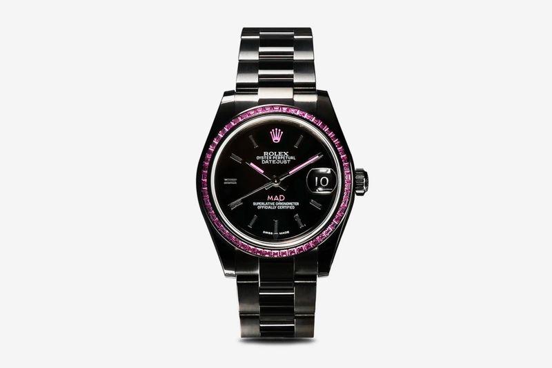 Pink Sapphire Luxury Watches
