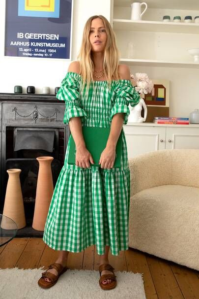 Sustainable Made-to-Order Dresses