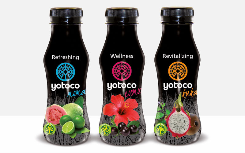 Sustainably Produced Superfruit Beverages