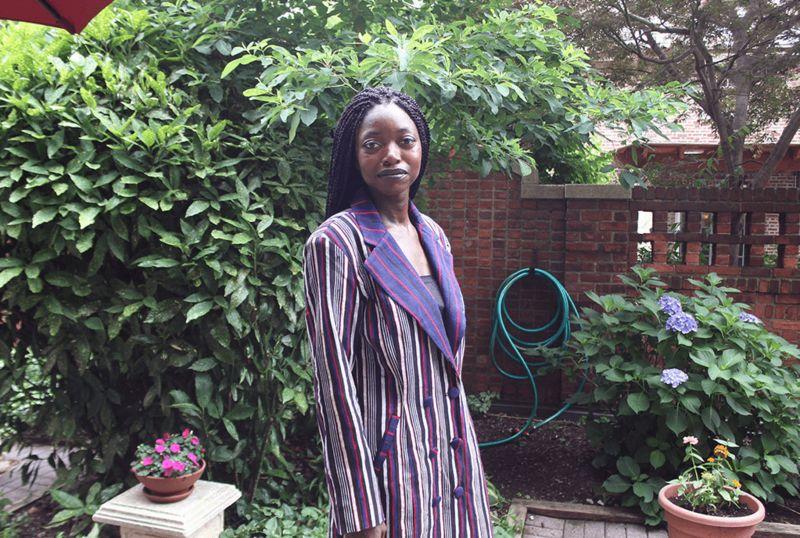 African Handwoven Coats