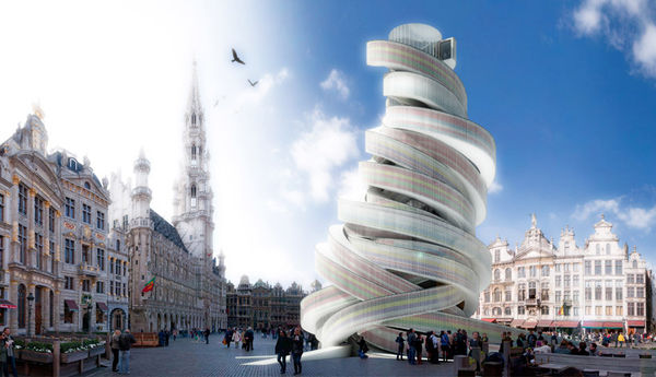 Symbolic Spiral Architecture Madeoffice