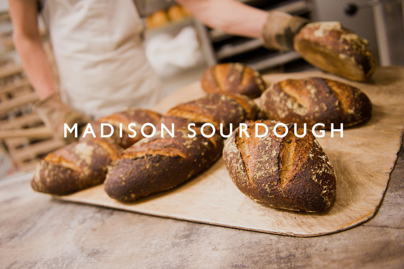 In-House Milled Sourdough Loaves