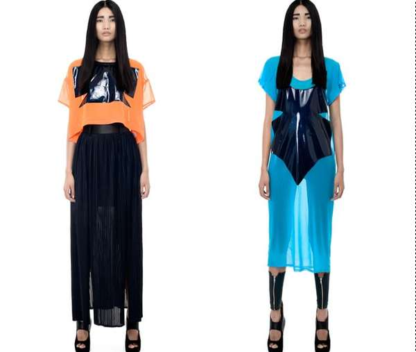 Haunting Futuristic Fashion