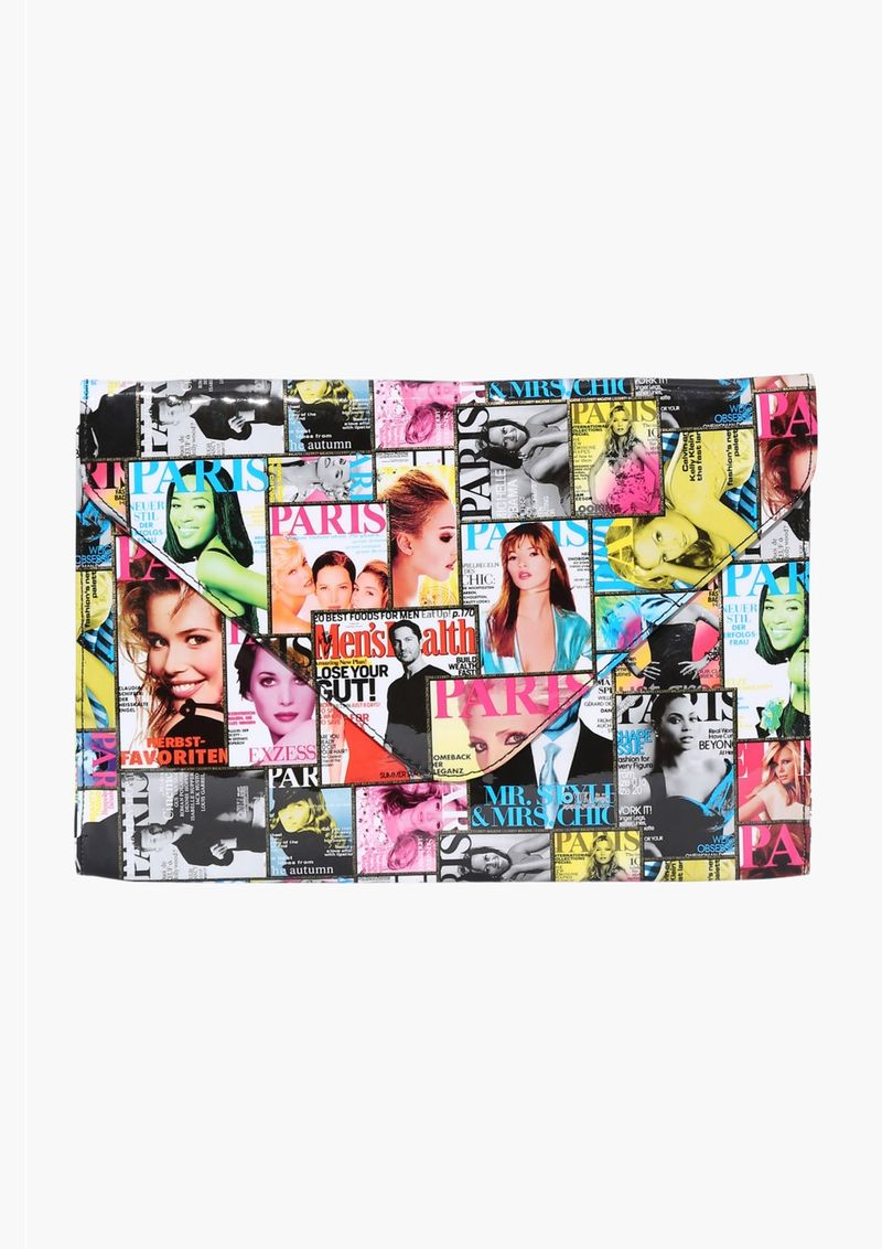Magazine Cover Clutches