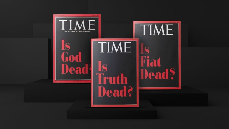 NFT Magazine Covers
