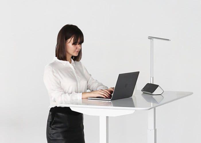 Responsive Adjustable Work Desks