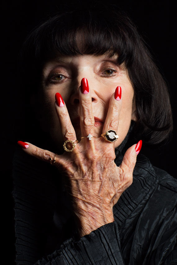 Elderly Hand Model Lookbooks
