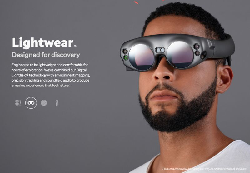 Long-Awaited Smart Glasses