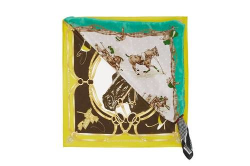 Two-In-One Silk Scarves