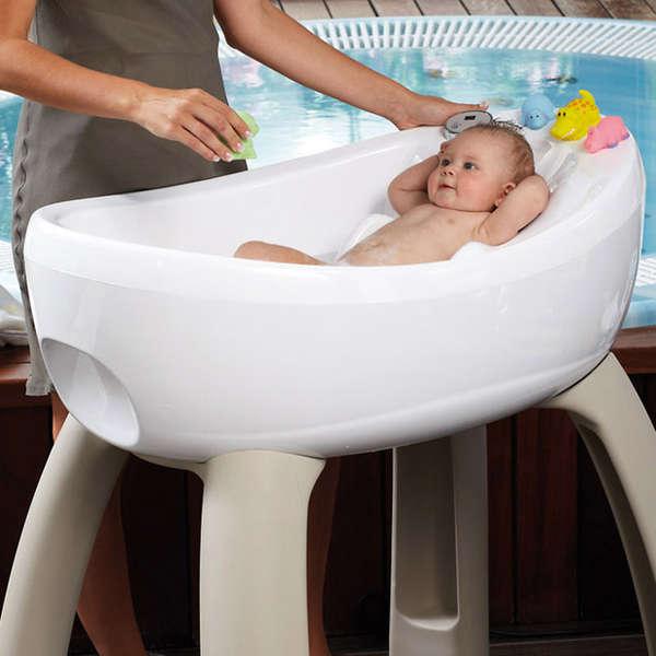 Flexible Baby Bath Inserts : Puj Tub