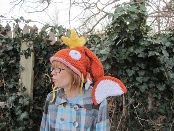 handmade Accessories | Pokemon Crochet Hat | Poshmark | 450x600