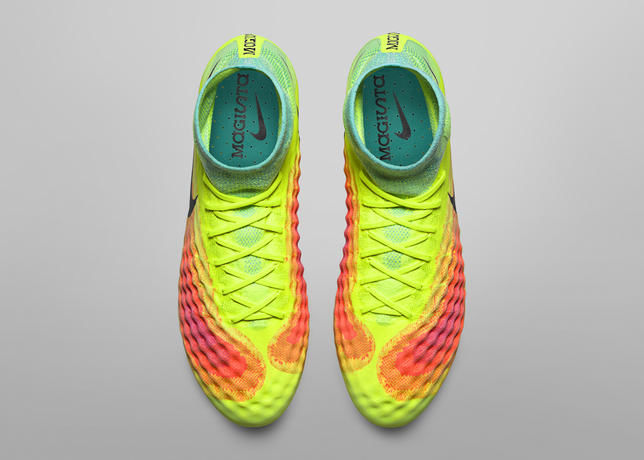 Magisterial Soccer Shoes