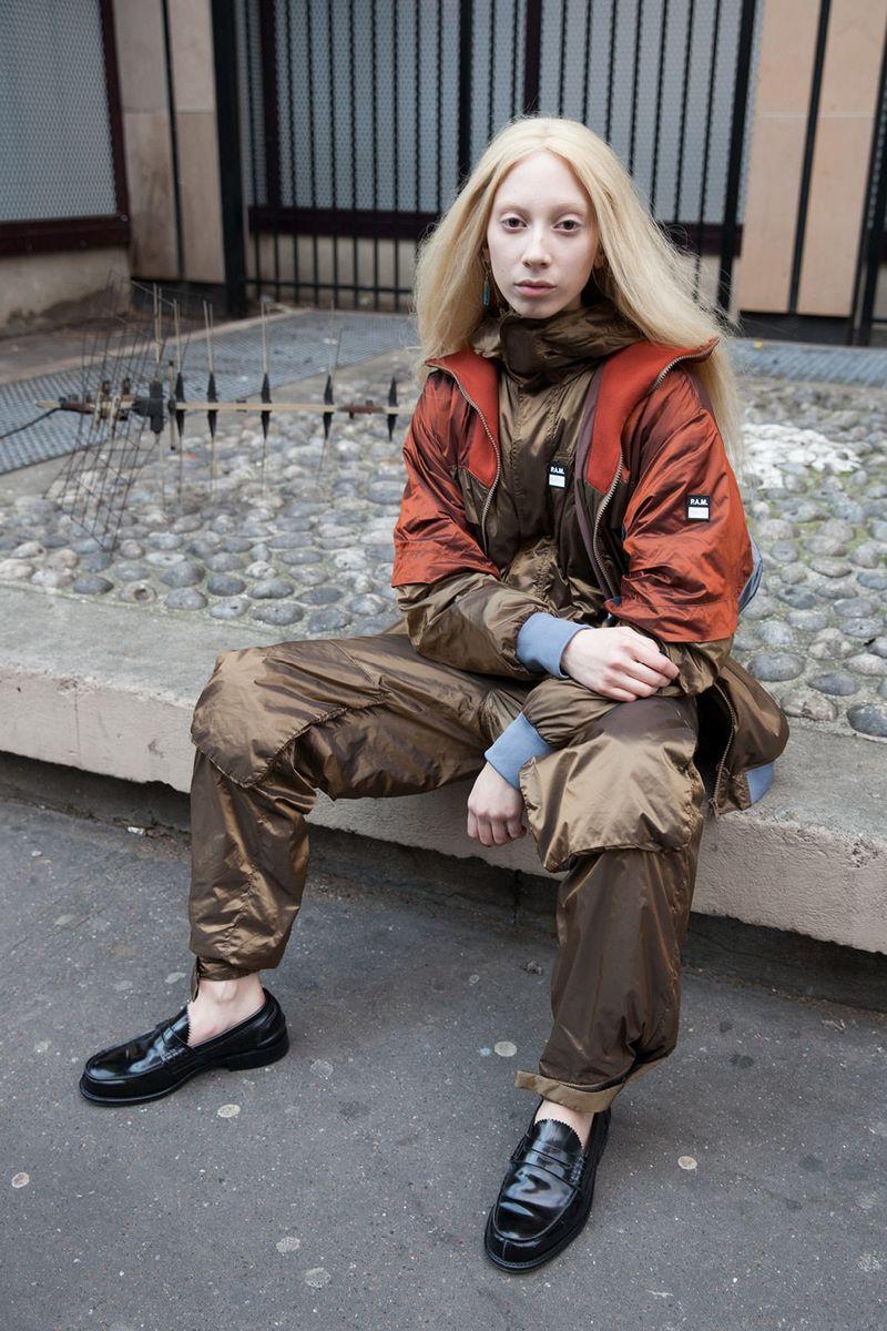Textural Australian Streetwear