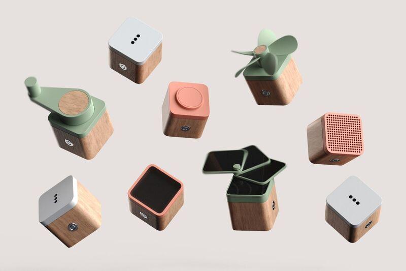 Educational Magnetic Block Toys