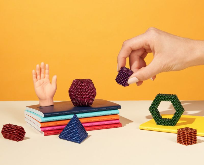 Sophisticated Magnetized Fidget Toys