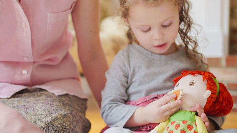 Healthy Eating Doll Toys