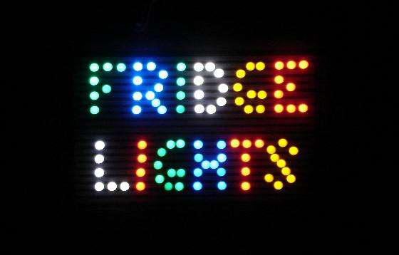 Magnetic LED Fridge Lights