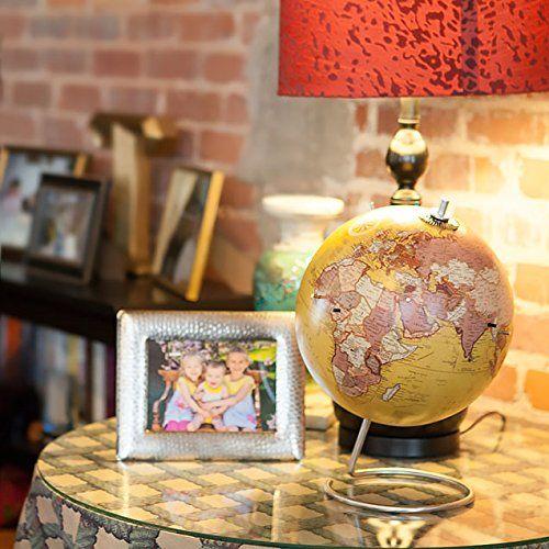 Travel-Tracking World Globes