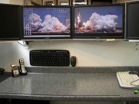 Keyboard Wall Mounts