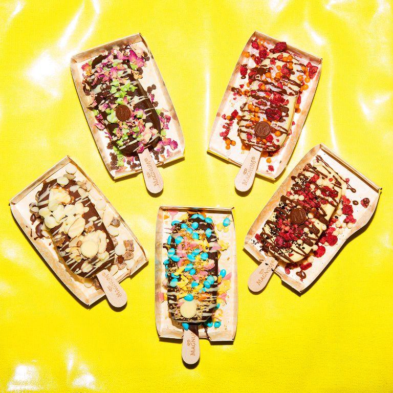 Luxurious Ice Cream Pop-Ups