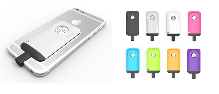 Magnetic Phone-Charging Docks