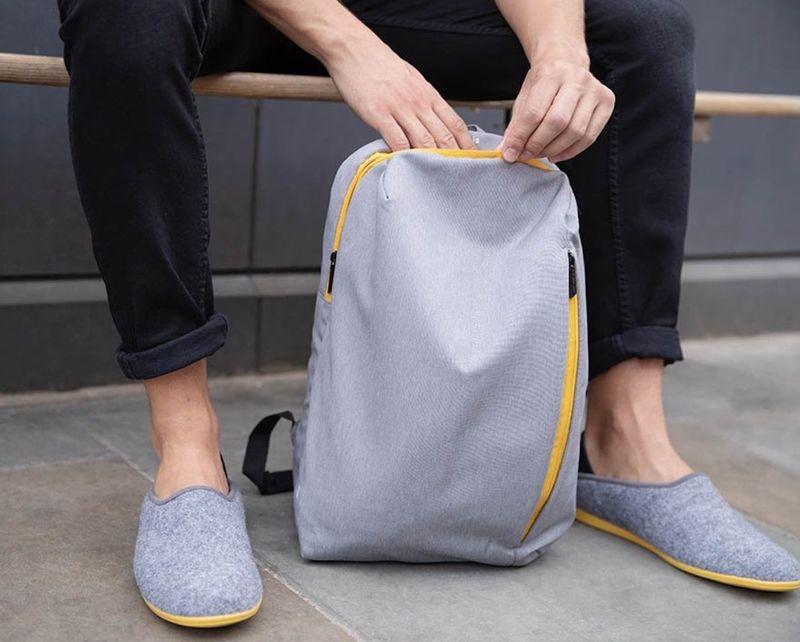 Minimalist Digital Professional Backpacks