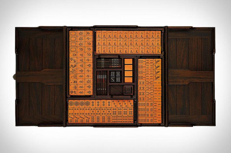 Opulent Tile Game Sets