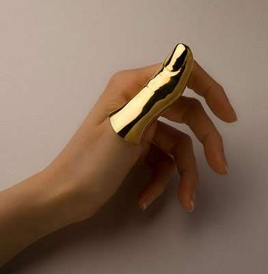 Golden Thumb Accessories