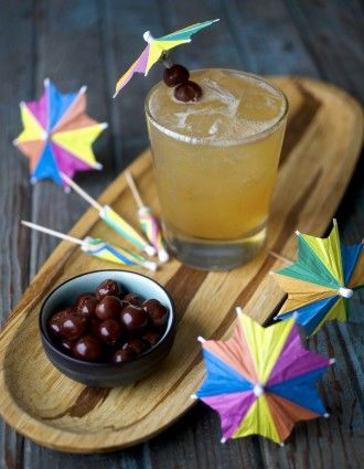 Hoppy Citrus Cocktails