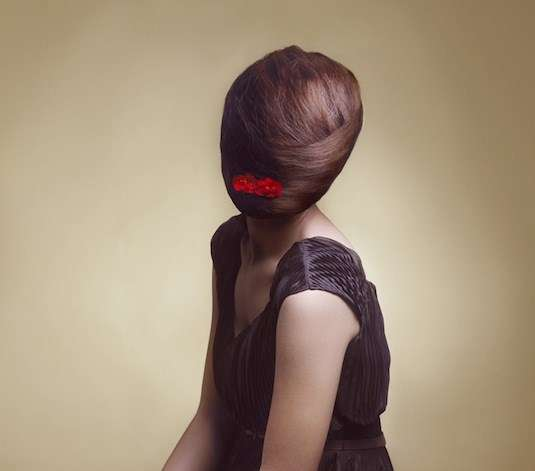 Surreal Faceless Photography